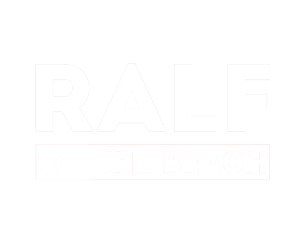 ralph on the beach